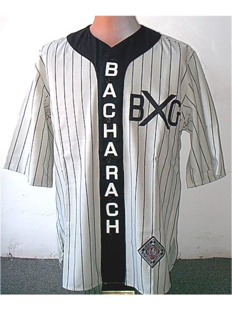 quality design b06fd 350b6 1924 ATLANTIC CITY BACHARACH GIANTS AUTHENTIC REP. JERSEY
