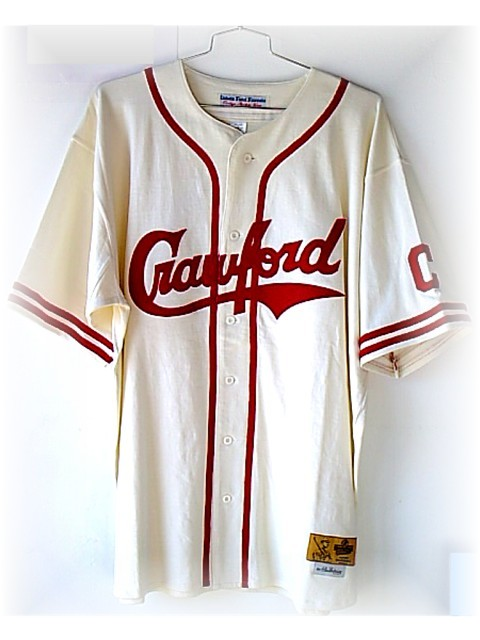 1935 Pittsburgh Crawfords Quot Cool Papa Quot Bell Jersey 3xl