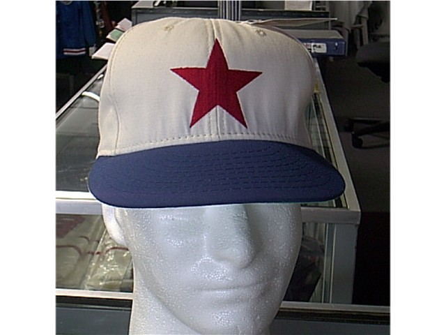 82c021376208d 1919 DETROIT STARS CAP (FLEX FITTED)