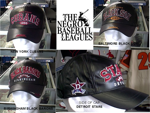 e91388591add3 Negro Leagues Products Catalog