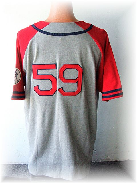 1955 HAVANA SUGAR KINGS JERSEY