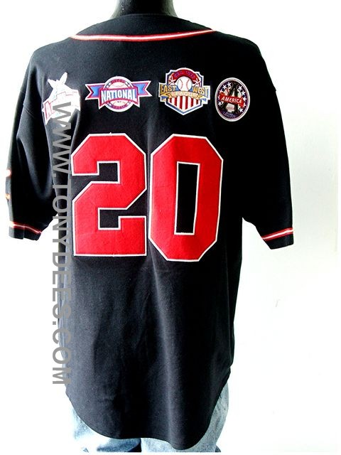 """NEW"" NEGRO LEAGUE JERSEY"