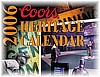2006 NEGRO LEAGUE HERITAGE CALENDAR